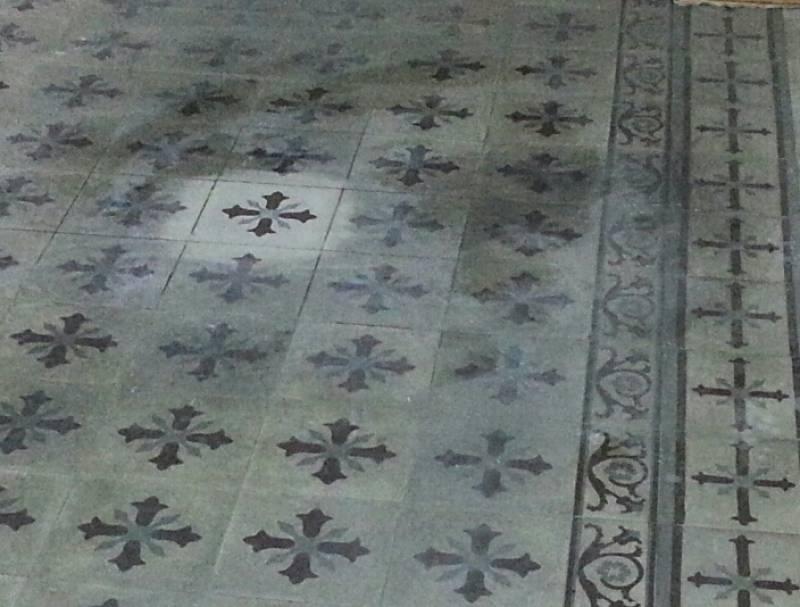 superb Entretien Carreaux De Ciment #9: Remise en état du carrelage en carreaux ciment sur Aix